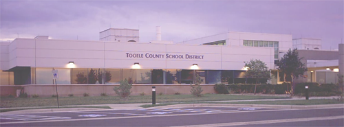 Tooele County School District building