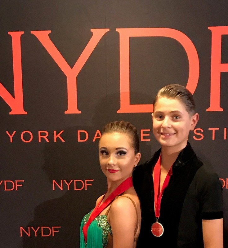 Congratulations to Alice (Grade 5) for her performance at the New York Dance Festival! Thumbnail Image