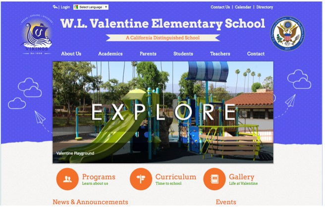 School Calendars: At The Bottom Of The Home Page You Will Find The Link To  Our School Calendar. Please Check The Calendar Frequently As It Is Updated  Often.