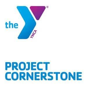 THE YMCA PROJECT CORNERSTONE LOGO