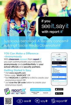 Report It APP