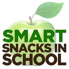 smart snacks with an apple