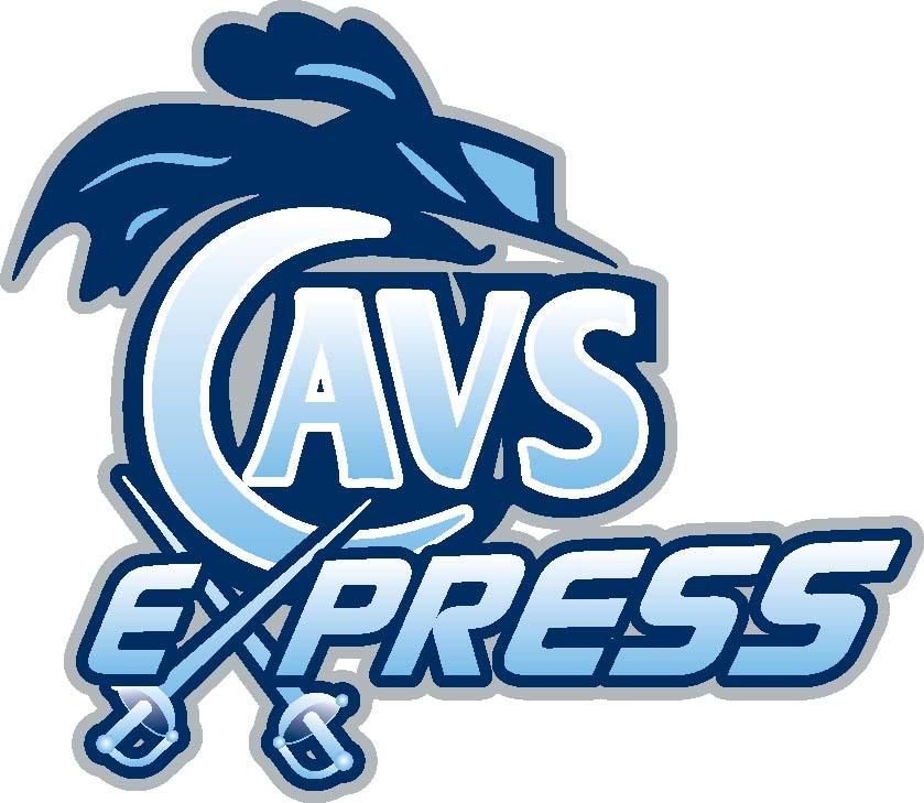 Cavs Express Store Logo
