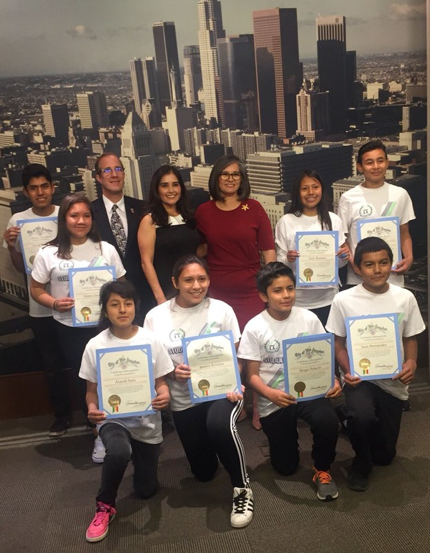 Special Recognition of Pacoima SRLA Team and Ms. Rodriguez! Featured Photo