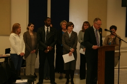 Picture of Distinguished School Award at Board Meeting.jpg