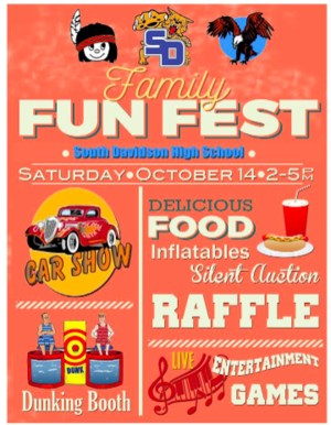 Family Fun Fest flyer