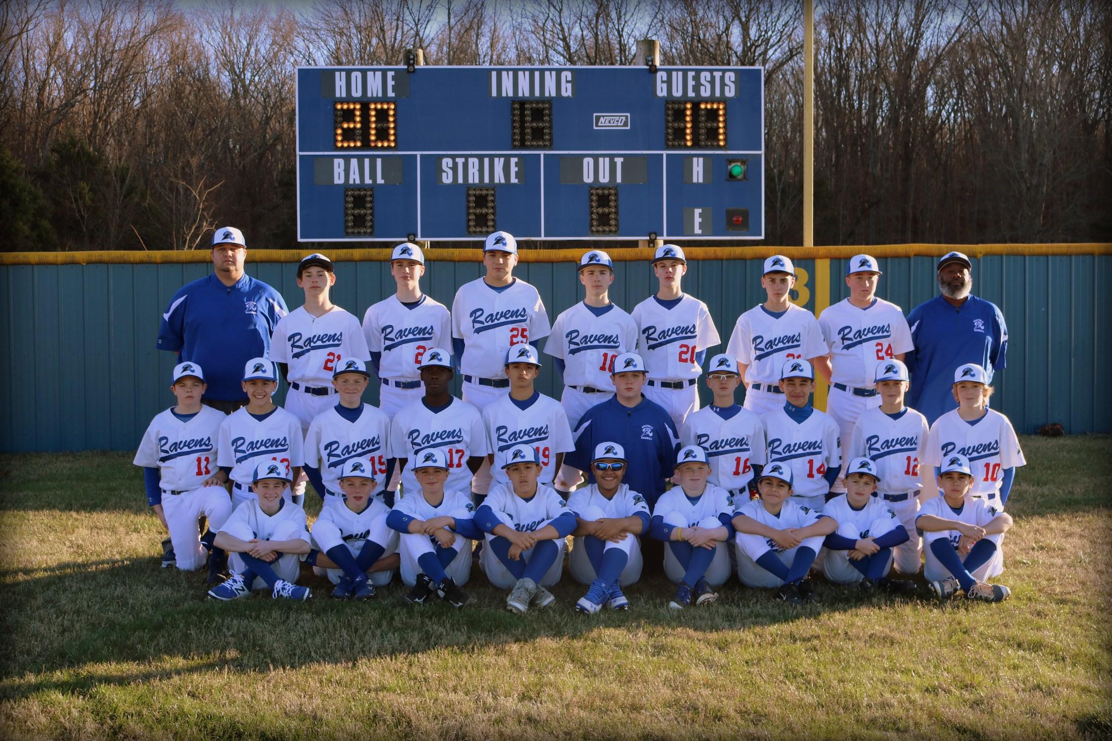 Home Athletic Teams Rockvale Middle School