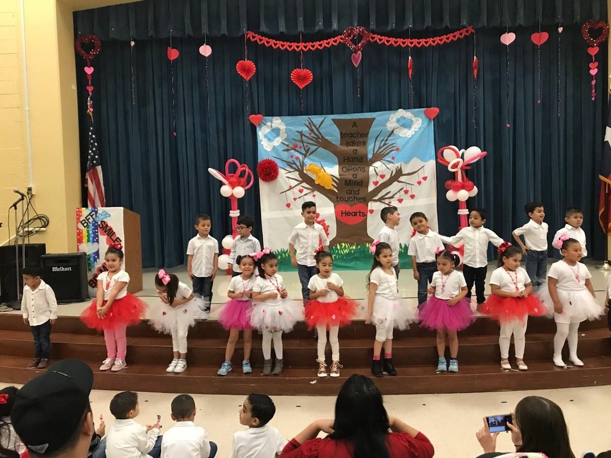 PK Valentines performance