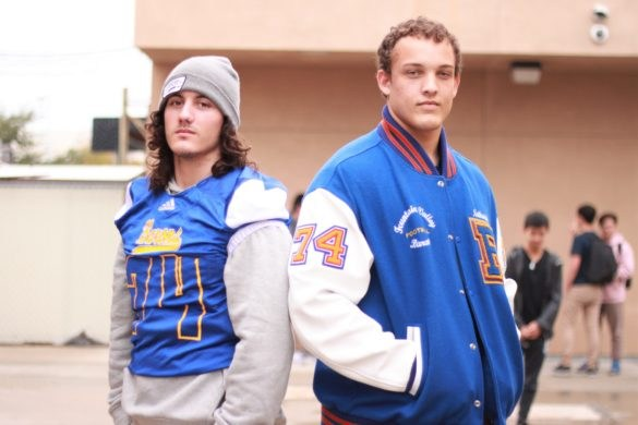 Football Captains Nathaniel Wight and Benn Vallier discuss season's performance and future plans Featured Photo