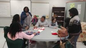 Pro-Team Class Crocheting