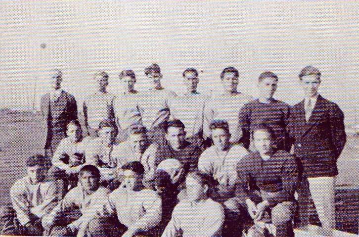 Varsity Football 1925-26