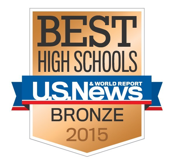 Best High Schools 2015 Logo