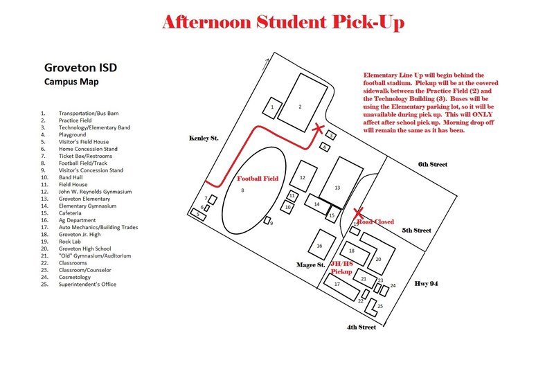 Temporary After School Pickup Route Thumbnail Image