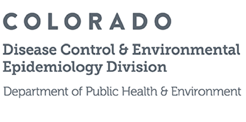 Logo for Colorado Disease Control