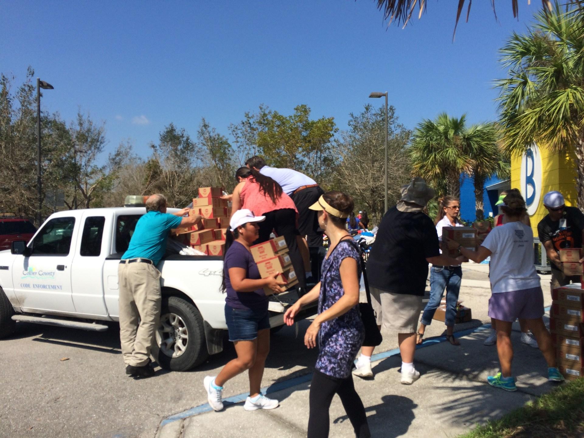 Hurricane Irma Relief 2017 Miscellaneous Guadalupe Center