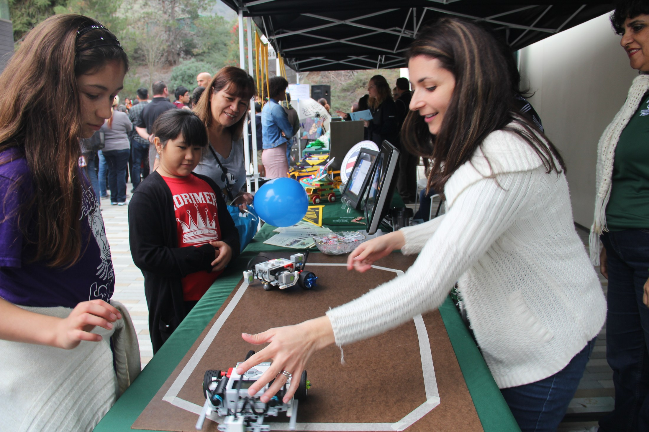 Robotics and Science Displays
