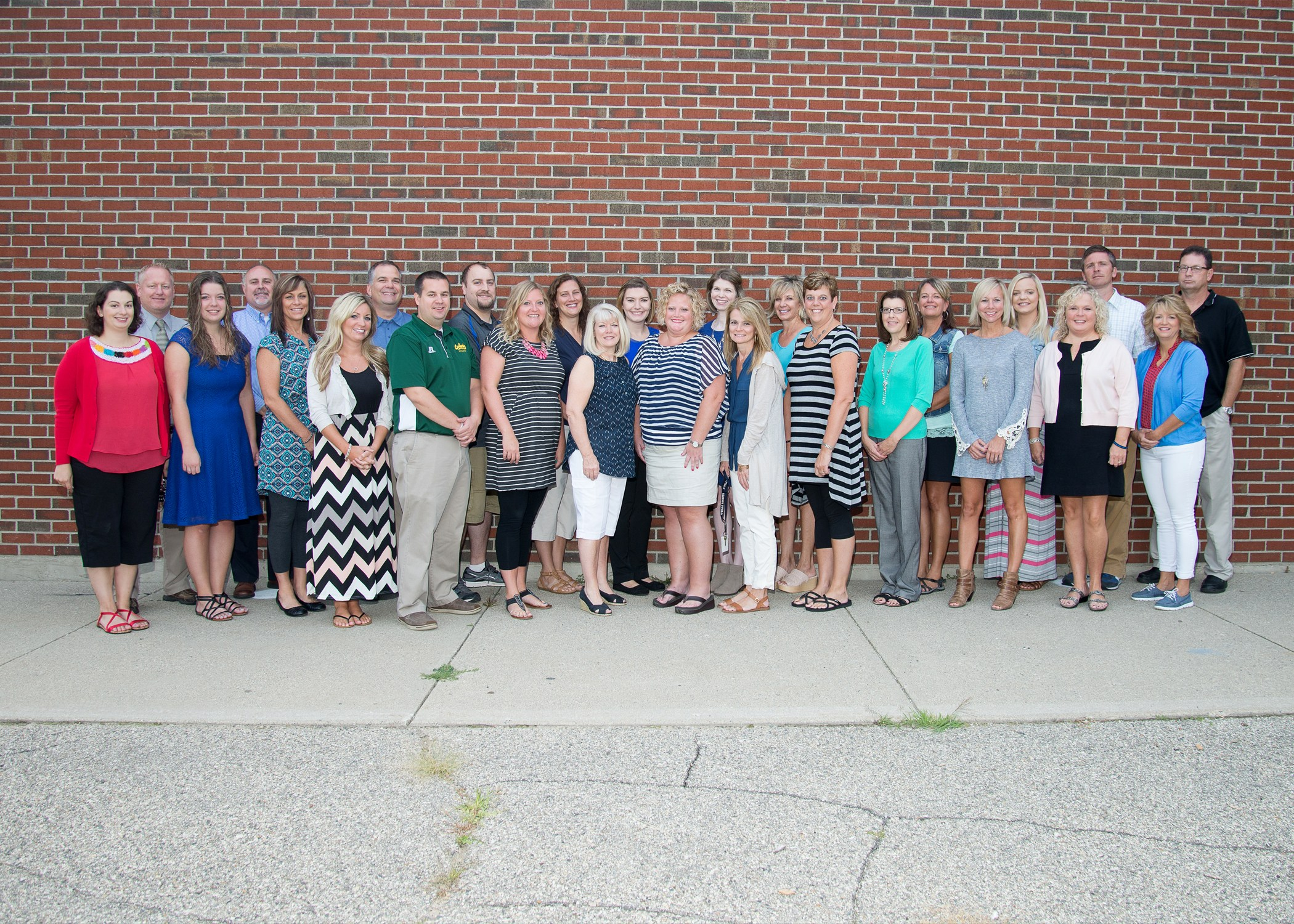 16-16 West Elem Staff