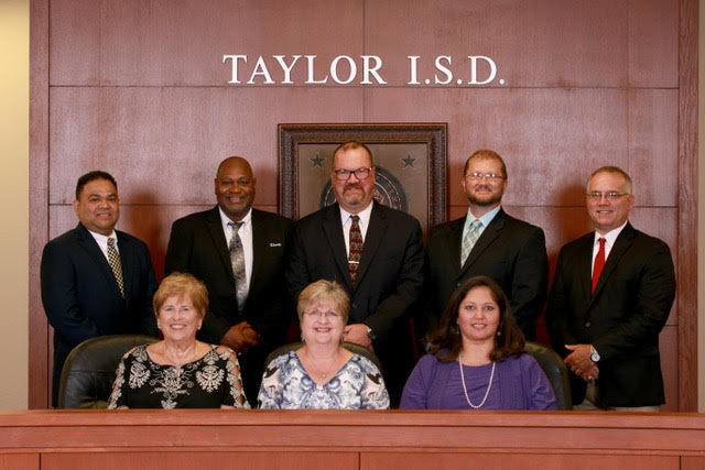 2017-2018 School Board picture