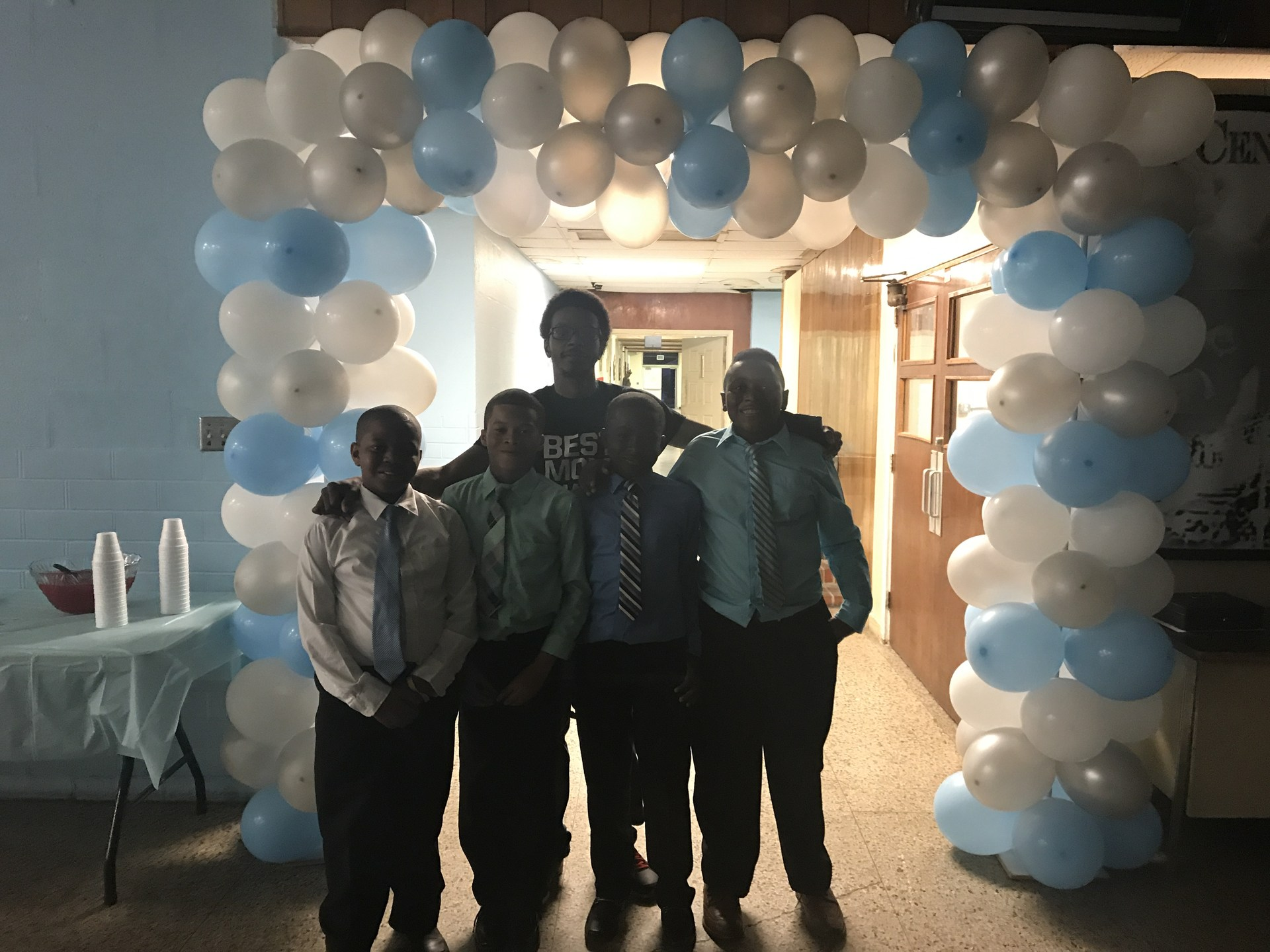 NEES Mother/Son Dance (Saturday, May 13)