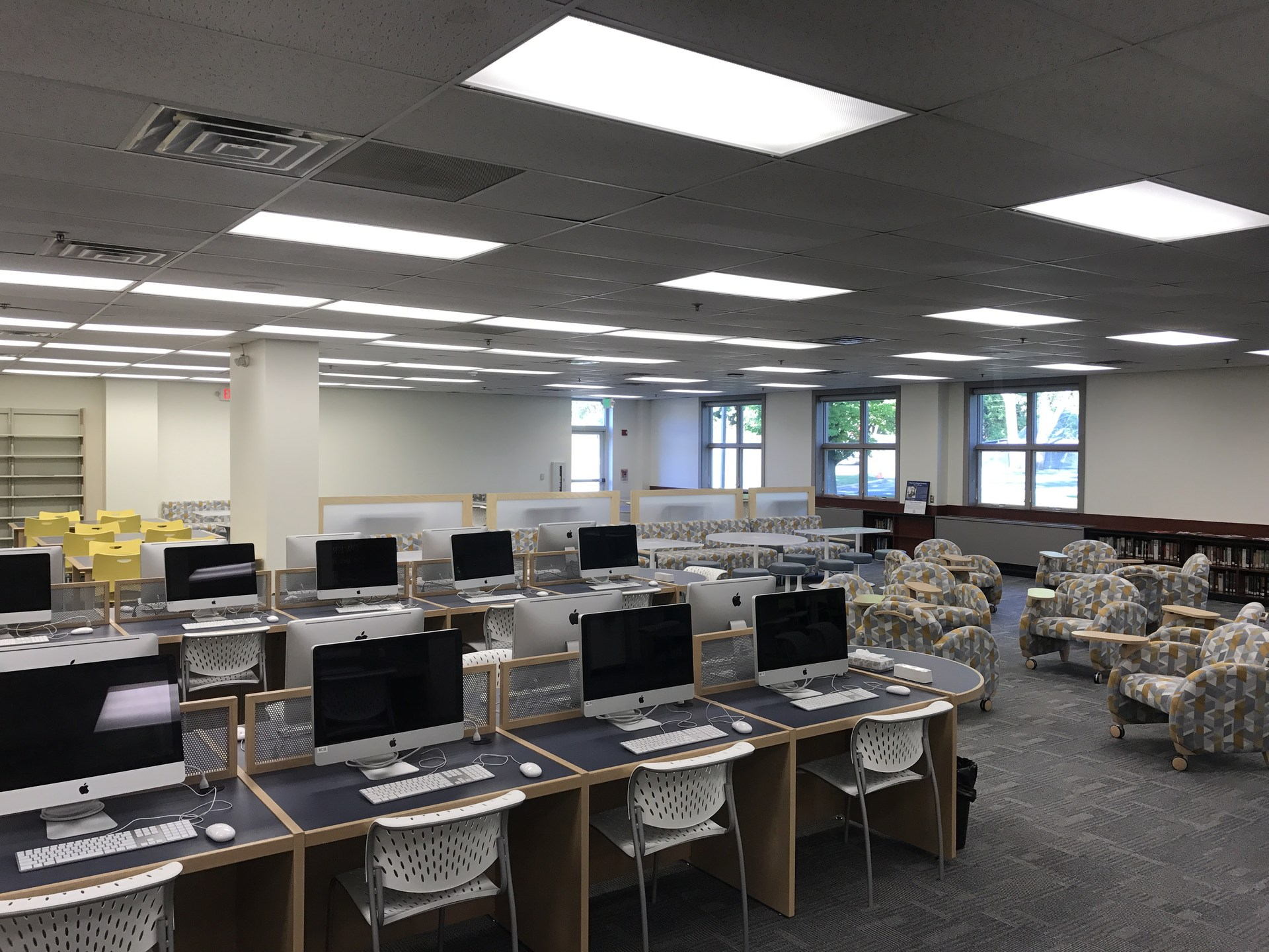 Bind Research Center computers