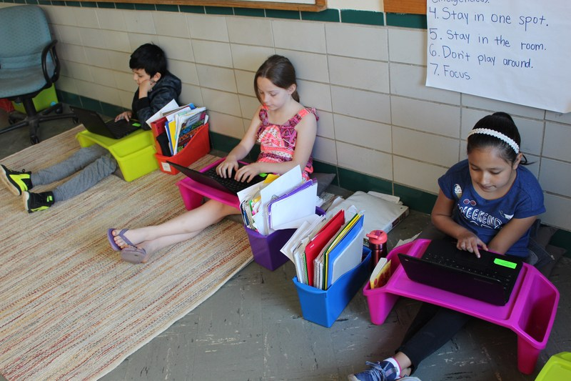 Miamitown Elementary Pilots Flexible Seating Options Thumbnail Image