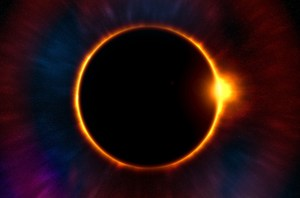 clipart of the solar eclipse