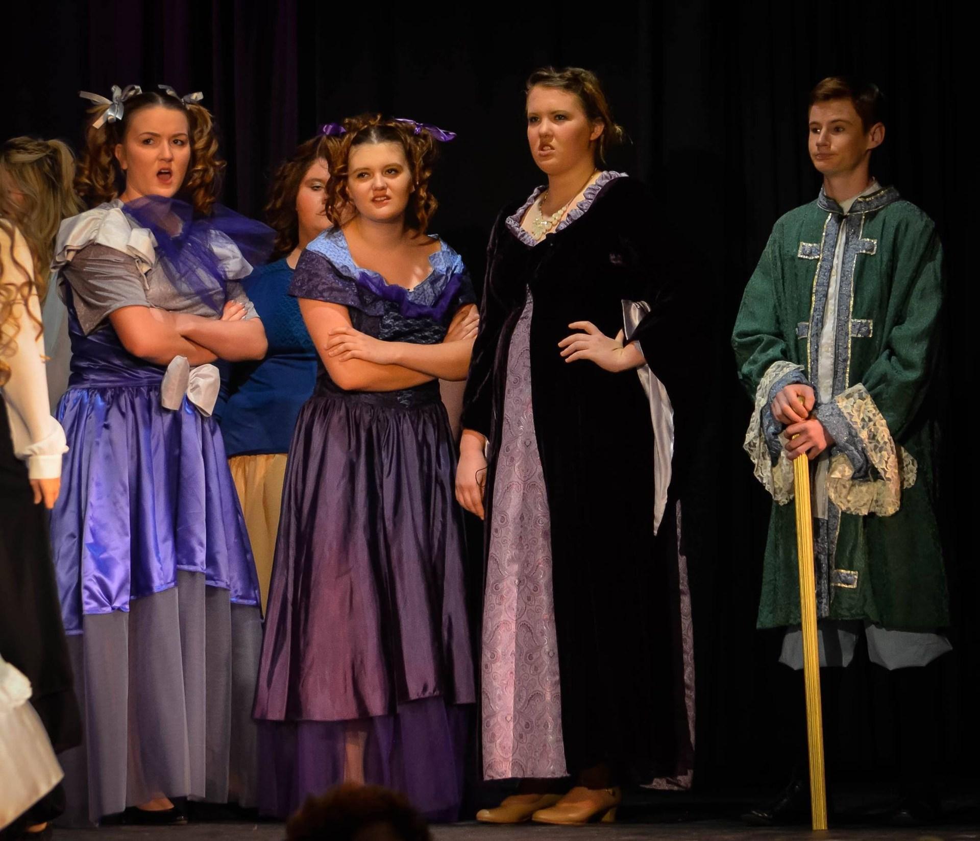 HS musical Cinderella