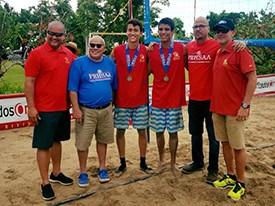Campeones y Subcampeones en Beach Volleyball 🏖 🏐 Thumbnail Image