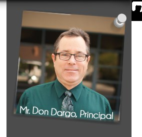 Lincoln Principal Don Dargo
