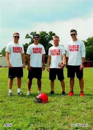 Braves Football Coaches