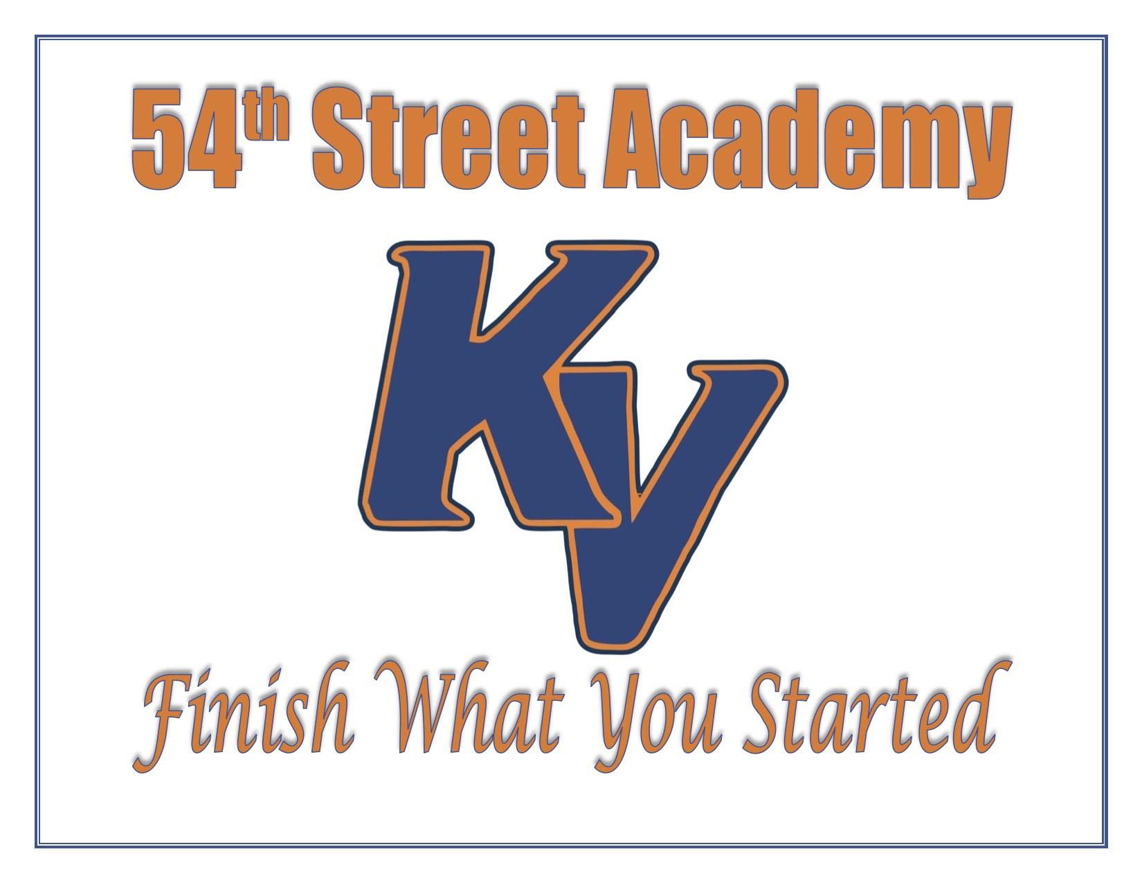 54th Street logo