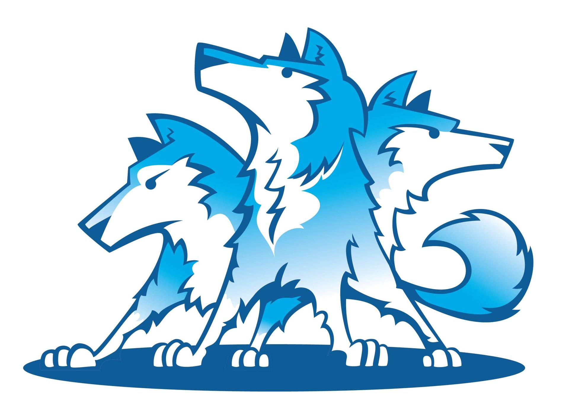 APEX wolf logo