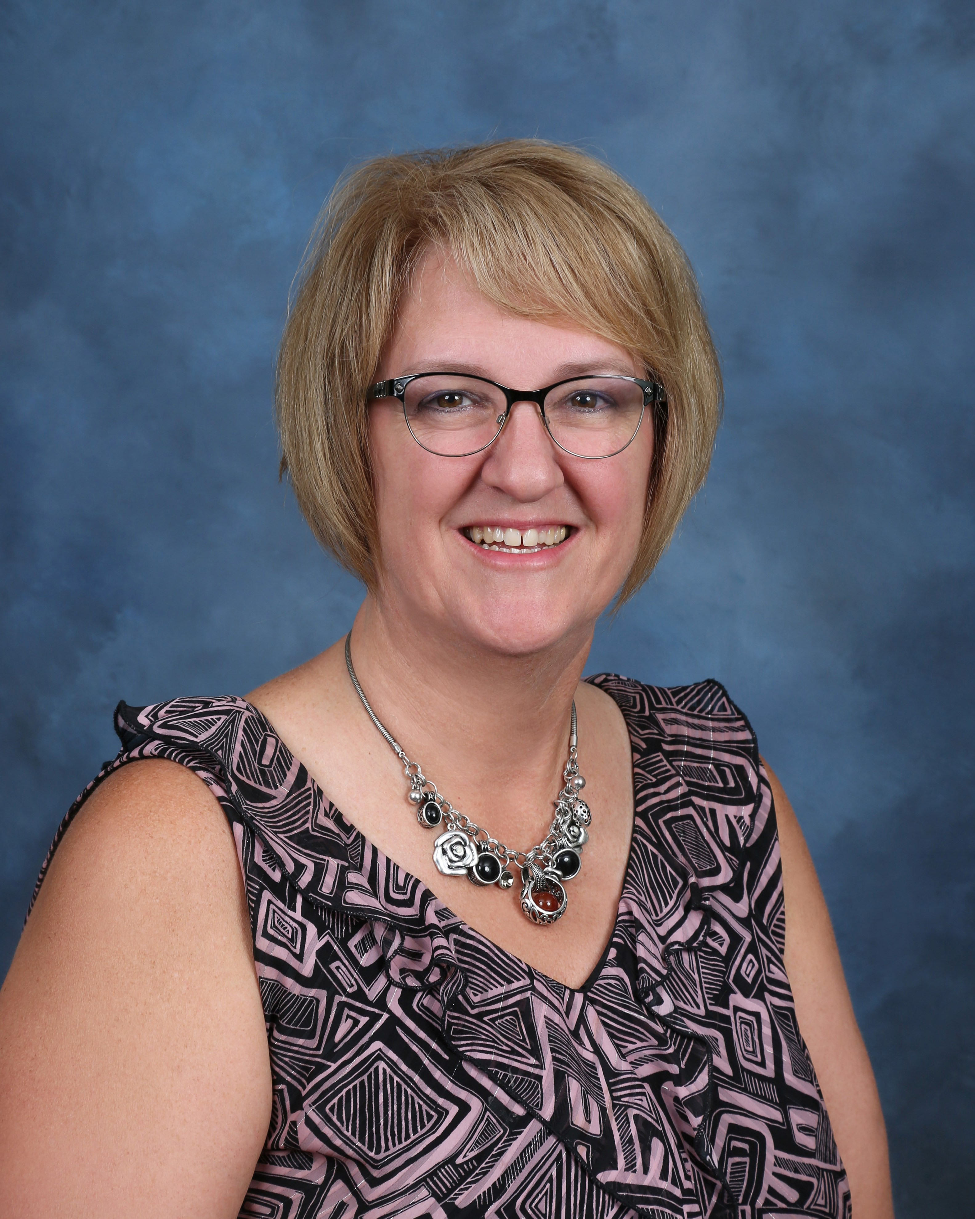picture of Debby Andrew, Food Services Director