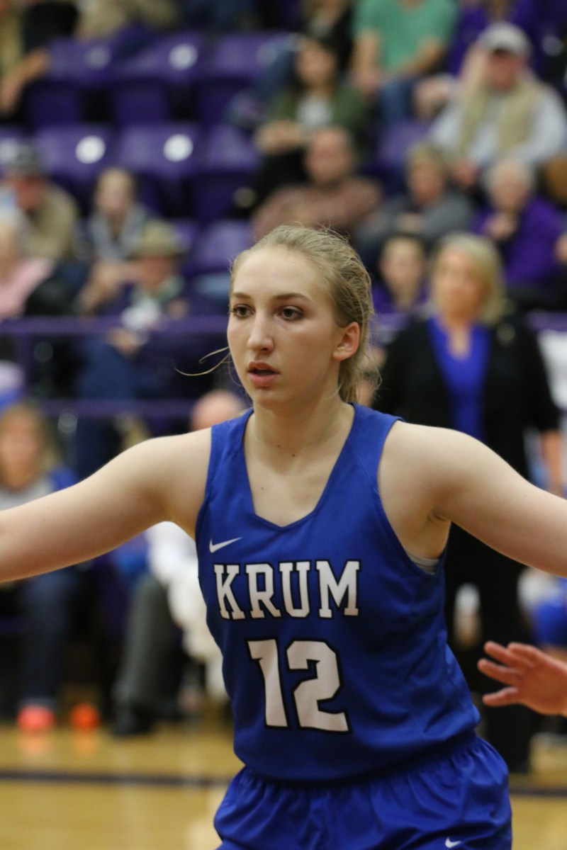 Krum Lady Cats Receive Accolades in Basketball Thumbnail Image