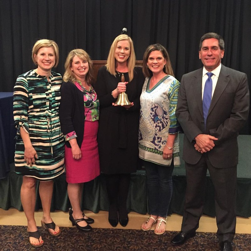 Katy Gooch Recognized with LCU Award for Excellence in Teaching Thumbnail Image