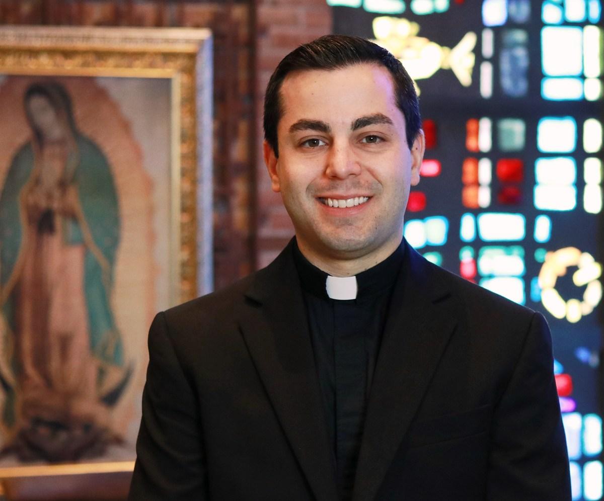 Fr. Mario Amore