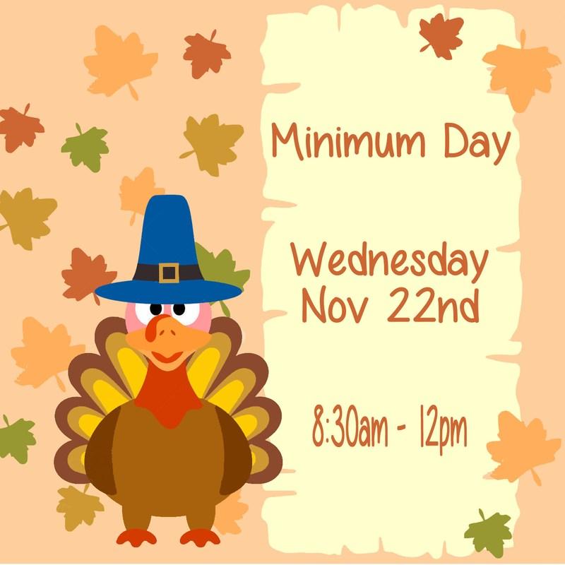 Minimum Day! Thumbnail Image