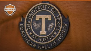 University of Texas Longhorn Hall of Honor plaque