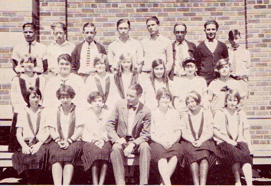 The log staff (school newspaper)