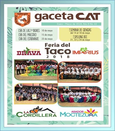 Gaceta Enero-Marzo Featured Photo