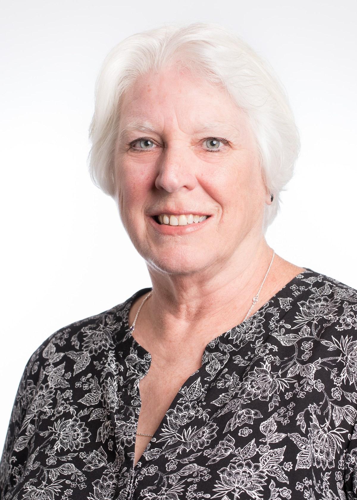 Board member Leona McDade portrait