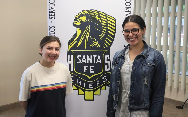 Santa Fe High Seniors Win Destiny Scholarships Featured Photo