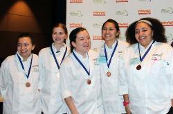 2015 CSHS Culinary Team.JPG