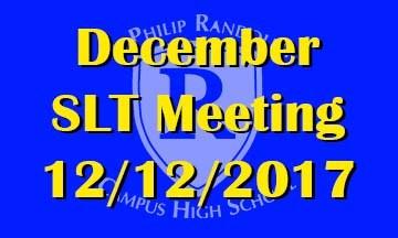 December SLT