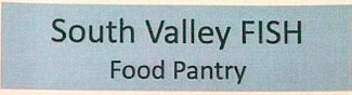 South Valley FISH Food Pantry Headline