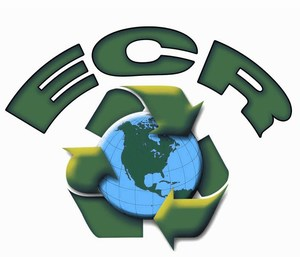 ECR - Environmental Conscious Recycling logo