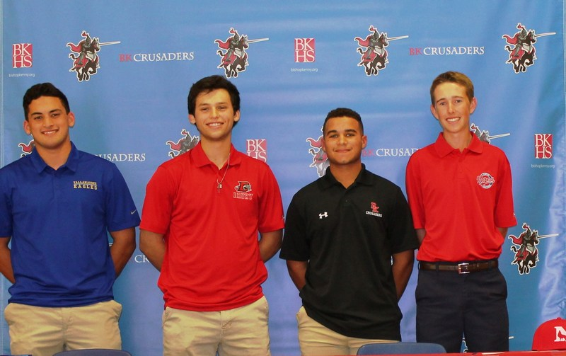 Crusaders Sign Letters of Intent Thumbnail Image