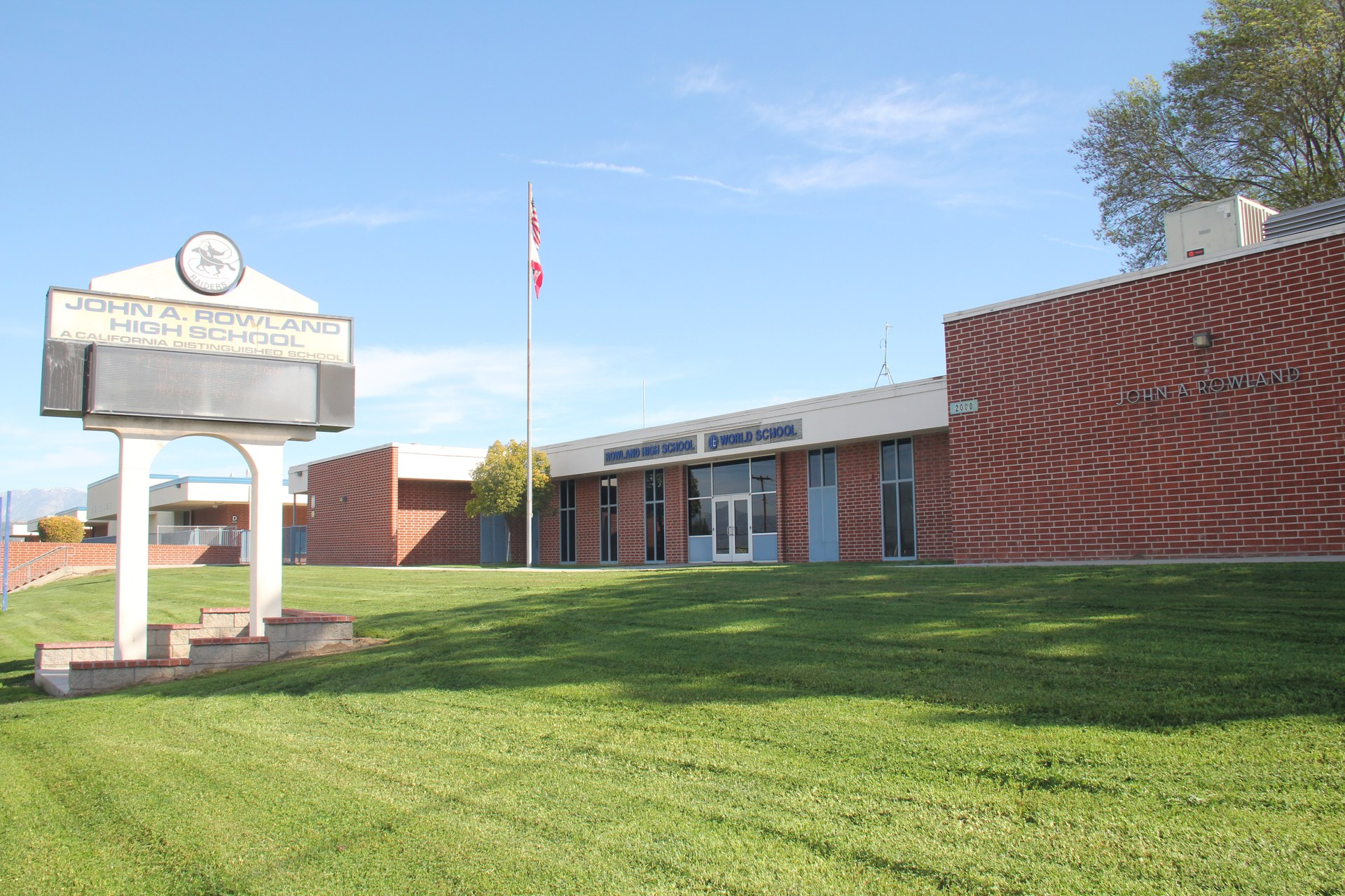 Current Exterior of RHS