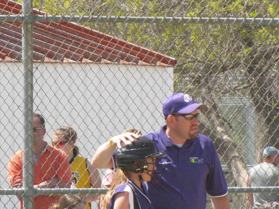 Coaching my daughter