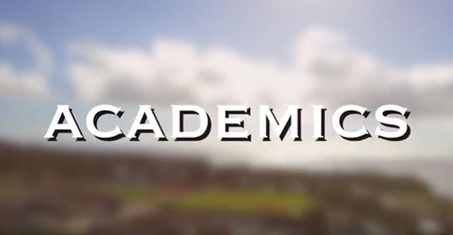 Open House 2018: Academics Video Thumbnail Image